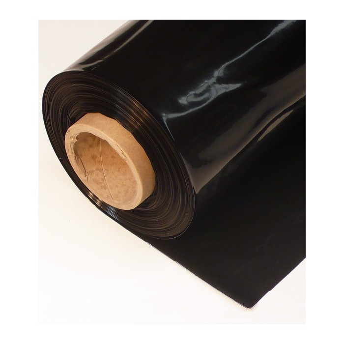 Polythene Black 2m X 50m X 250mu 69 General Purpose